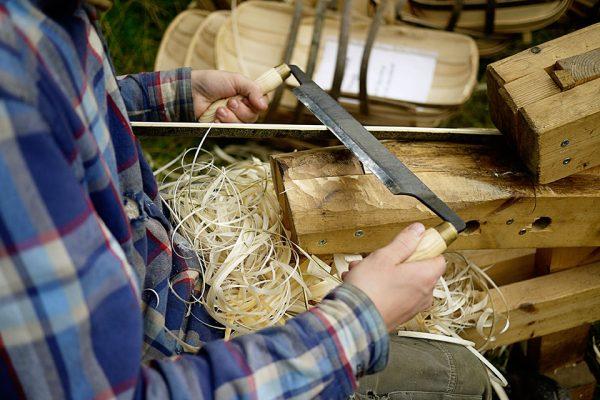 hand-lathe